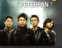 PETERPAN - Campaign Website