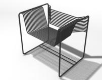 Edro Armchair / Poltrona Edro