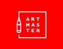 Artmaster. Advertising Company Branding