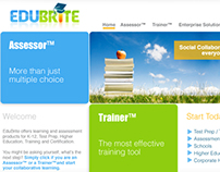 EduBrite:  Website Design