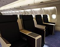 Aircraft Interior / Exterior