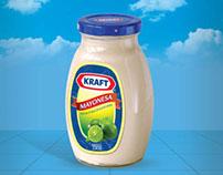 Mayonesa Kraft (Monterrey)