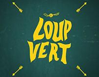 Festival Le Loup Vert / Édition 2018 - Motion Design
