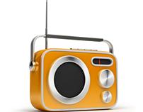 Service Line Radio