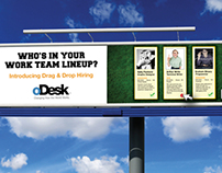 oDesk:  Lineup