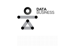 DATA BUSINESS BRANDING DESIGN
