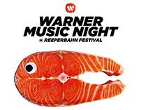 Warner Music Night