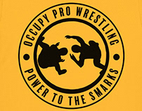 Occupy Pro Wrestling Merch