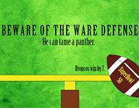 Beware of the Ware Defense