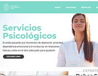 Servicios Psicológicos DH - México