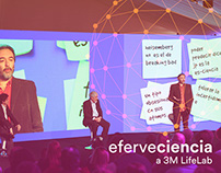 3M Eferveciencia: Visuals & Apps