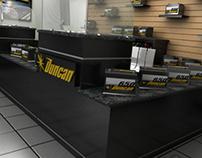 Tienda Baterias Duncan / Store Duncan