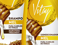 Vitay Shampoo and Conditioning