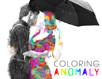 Coloring Anomaly