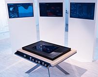 UI - ectogrid™ Interactive Table