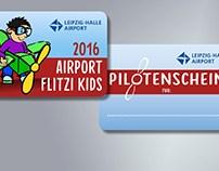 Kid Cards für Flughafen Leipzig/Halle