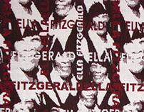 Jazz | tkanina żakardowa