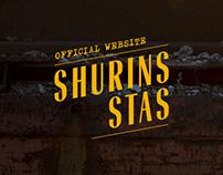 Официальный сайт Стаса Шуринса