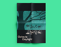 Series of posters for Octavia Daylight