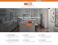 GreatHouse Atlanta WordPress Website