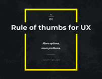 Quotes about UX