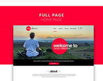 Website Design for Body Gym