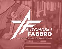 Automobili Fabbro Officina   Logo & Corporate Identity