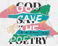 Cosmopoética 16' · God save the poetry