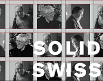 Solid Swiss- Publication