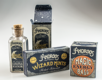 Androos Magical Consumables