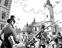 """A hero in spite of himself"" - Graphic novel/Volume I"