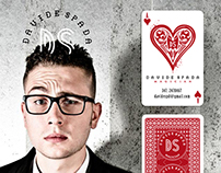 Davide Spada, Magician.