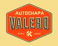 Autochapa Valero Identity