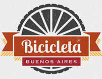 Logo and App Design: Bicicleta