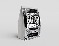 Burger Urge Packaging