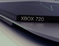XBOX 720 - Design by FocusDesign