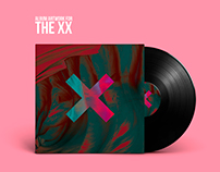 The XX: Album Artwork Redesigned