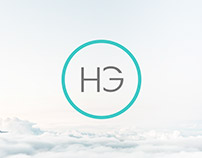 Heavenly Glow - Logo Design