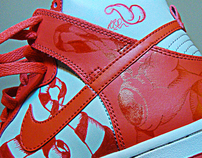 NikeRedSeries