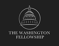 Program Branding | Washington Fellowship | '12