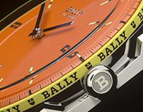 BALLY I Timepiece Concept Design