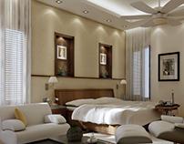 Interior Render (GF-Bedroom)