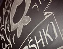 MTRSHK Studio Lettering