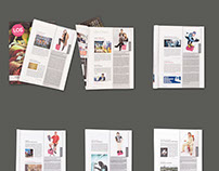 LOS magazine - studio photography