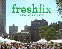 FreshFix NYC | Reinvent Green Hackaton