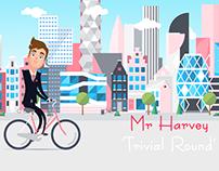 Mr Harvey. Trivial Round
