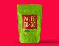 Paleo To-Go | Branding Concept