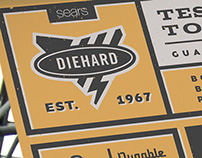 Sears DieHard Brand Extension
