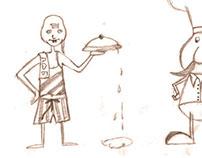 Waiter Vs. Waiter