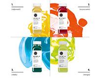 Corona Sok i Mus natural juices